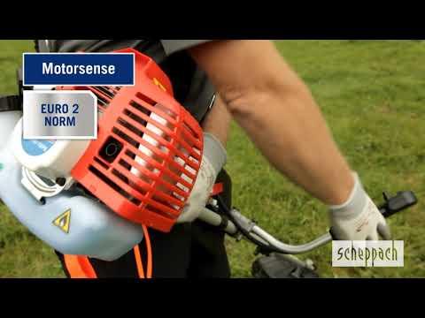 Scheppach Benzin Freischneider Trimmer BCH3300-100PB + 2.Spule Video Screenshot 2079