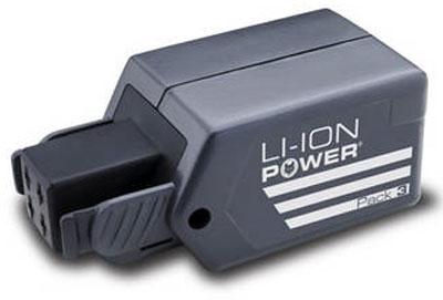 Wechselakku LI-ION POWER Pack 3 18 V / Ersatzteile Wolf Garten Bild 1