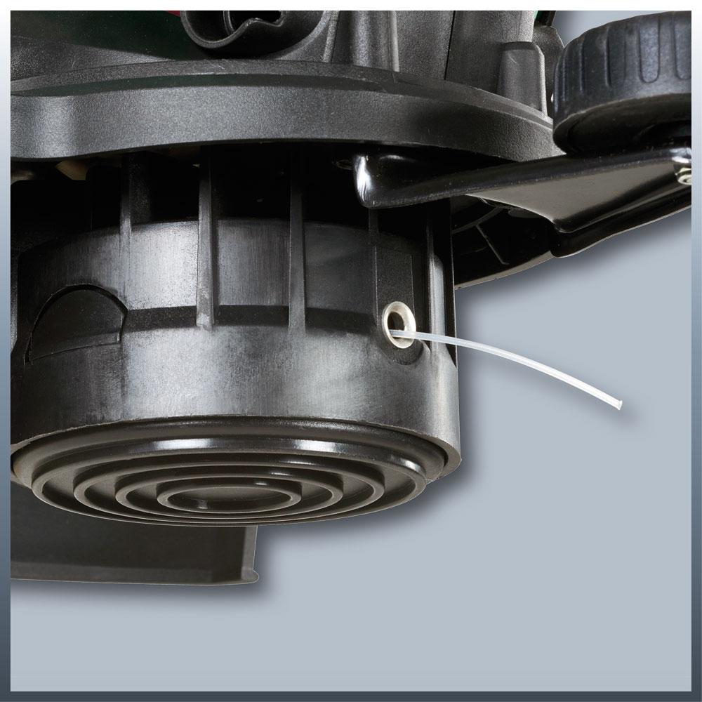 Einhell Elektro-Rasentrimmer GC-ET 4530 Watt 450 Schnittkreis 30cm Bild 2