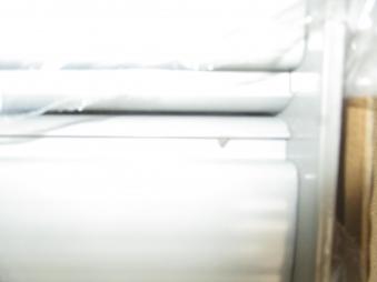 B-Ware Sichtschutz / Windschutz zweiseitig 2x 300 x 160 cm anthrazit Bild 3