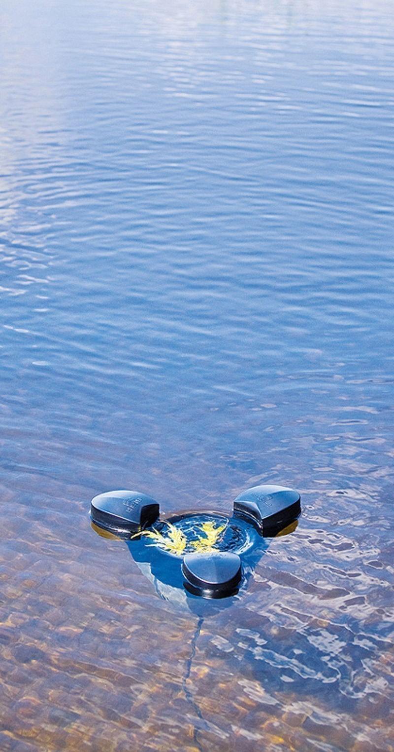 B-Ware Teichskimmer Heissner Oberflächenreiniger schwimmend F540-00 Bild 3