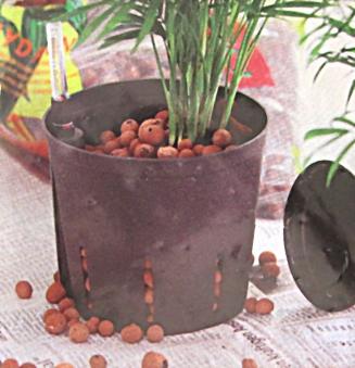 Blähton / Pflanzton Hydrokultur 8/16 10 Liter Bild 1