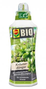 COMPO Bio Kräuterdünger 500 ml Bild 1