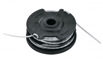 Ersatzspule mit Faden 6 m für Bosch Rasentrimmer ART 30-36 LI Bild 1
