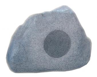 Gartenlautsprecher Stein Granitdesign 32x26x25cm Bild 1