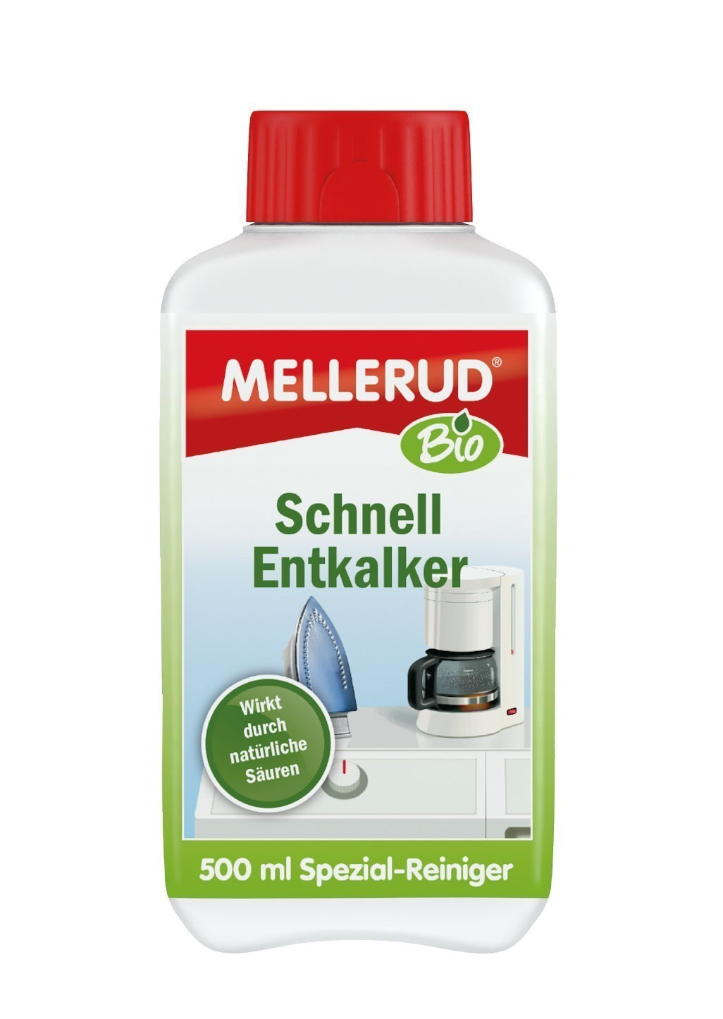 MELLERUD BIO Schnell Entkalker 0,5 Liter Bild 1