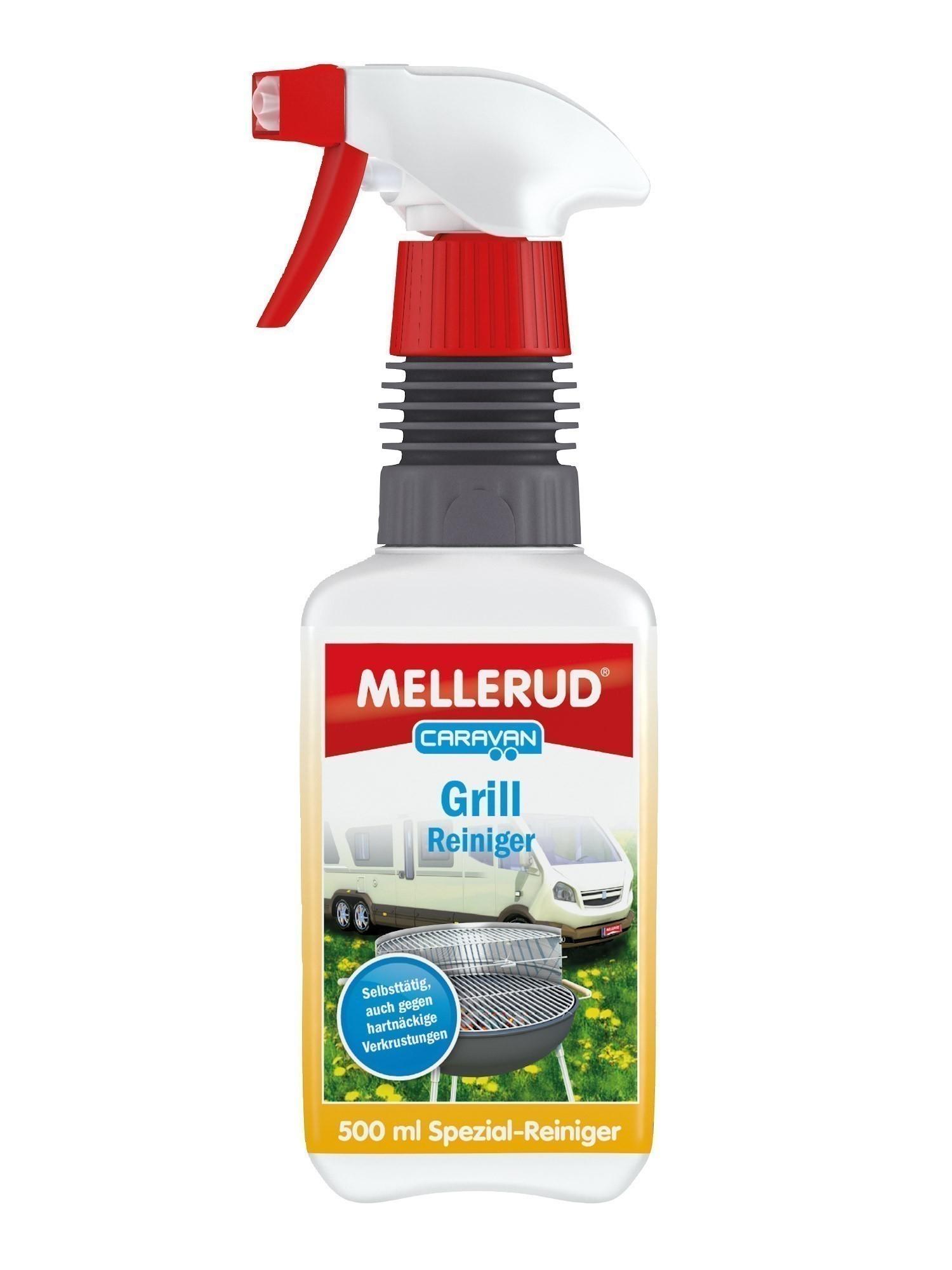 MELLERUD Caravan Grillreiniger 0,5 Liter Bild 1