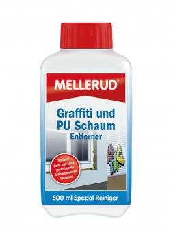 MELLERUD Graffiti und PU Schaum Entferner 0,5 Liter Bild 1