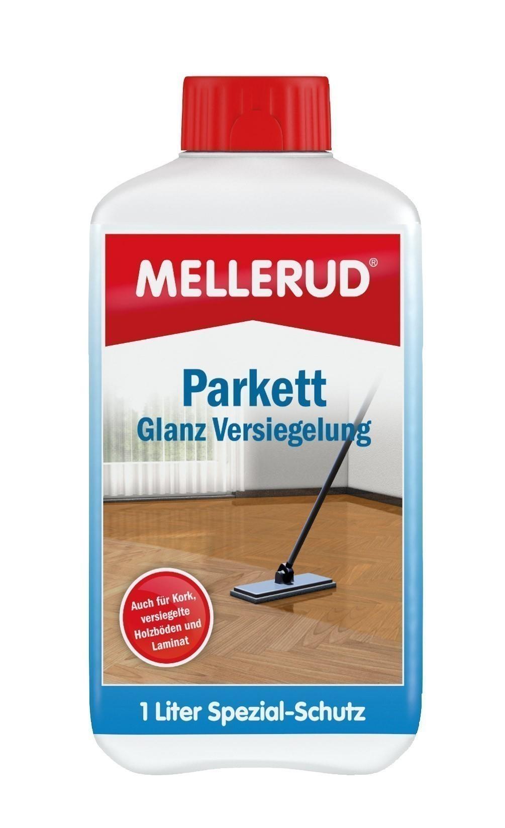MELLERUD Parkett Glanz Versiegelung 1,0 Liter Bild 1