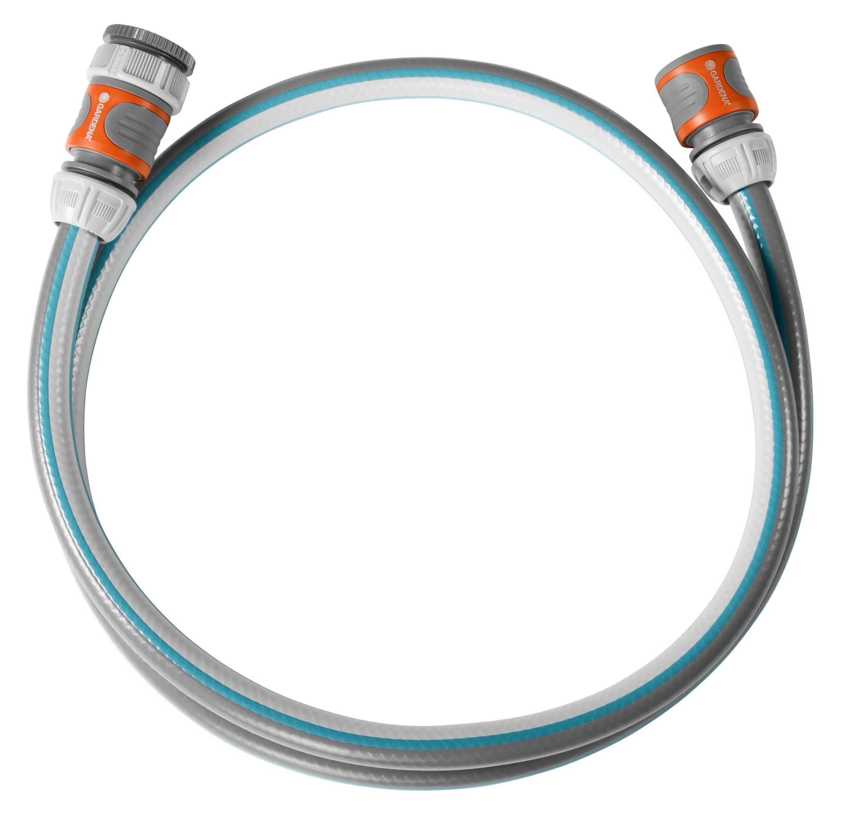 """GARDENA Schlauch Anschlussgarnitur Classic 13 mm (1/2"""") 1,5m 18011-20 Bild 1"""