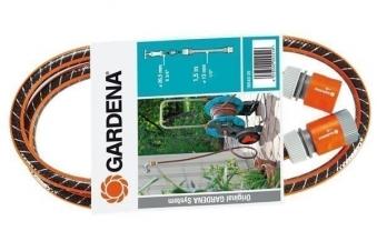 """GARDENA Schlauch Anschlussgarnitur Comfort FLEX 1/2"""" 18040-20 Bild 1"""
