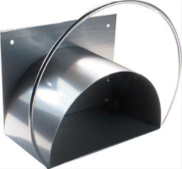 Wandschlauchhalter,silver40 m-1/2