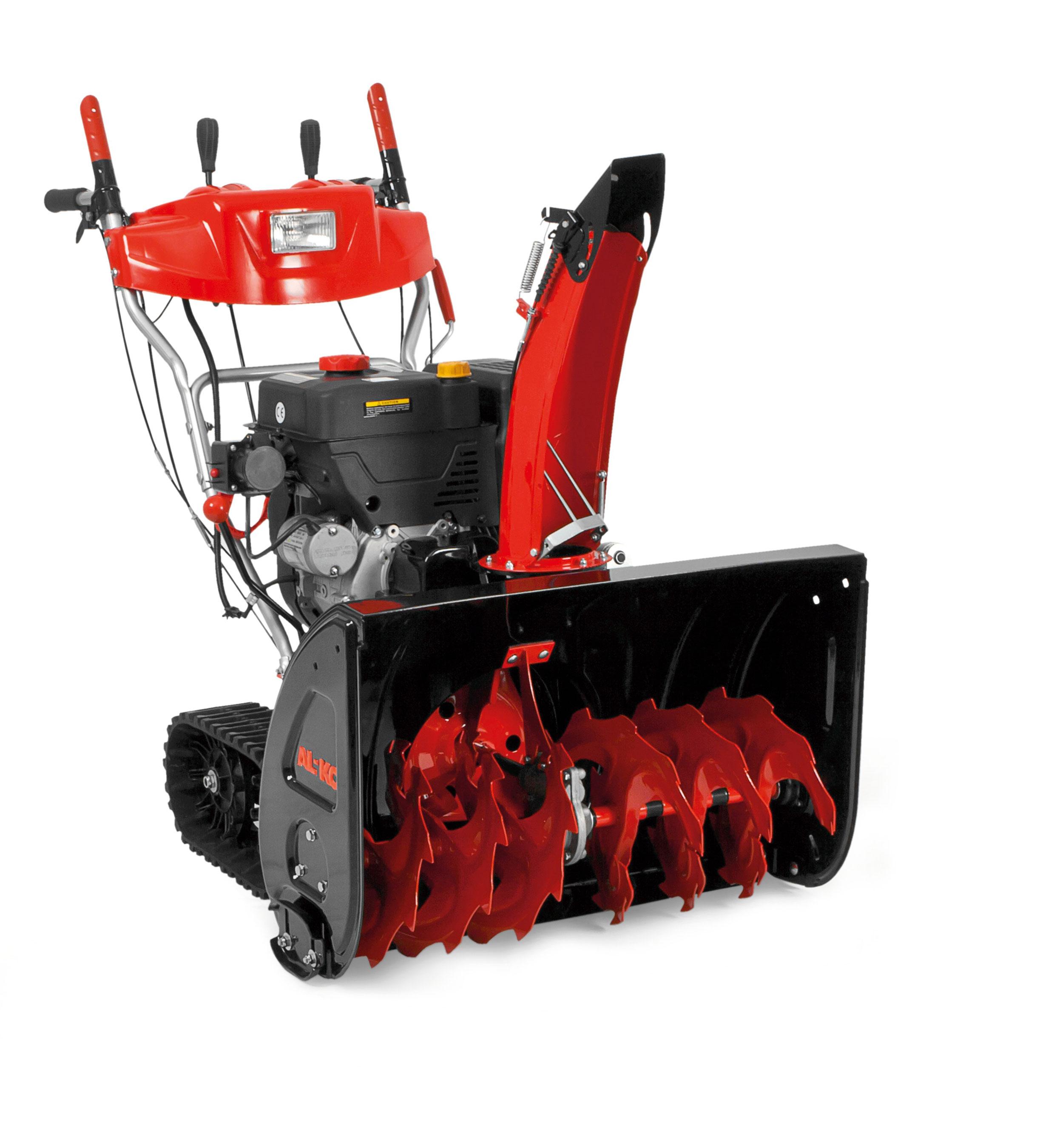 AL-KO Benzin Schneefräse SnowLine 760 TE 9kW Arbeitsbreite 76cm Bild 1