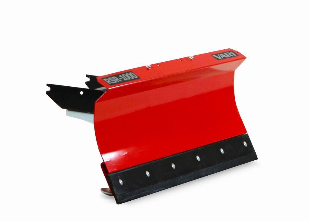 Anbau Schneeschild RSR-1000 für Motoreinachser Raptor Bild 1