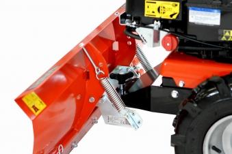 Anbau Schneeschild RSR-1000 für Motoreinachser Raptor Bild 3