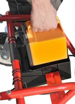 Powerpac Akku für Elektro-Schneeräumer ES230
