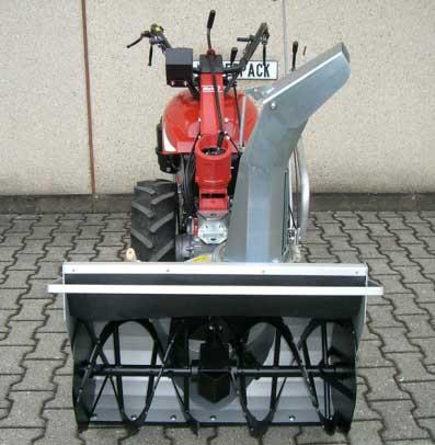 Powerpac Schneefräse Einachser MAK17 Breite 80cm Bild 1