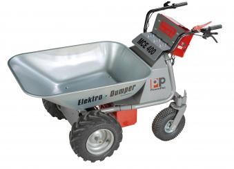 Powerpac Multi Caddy / Multi Dumper Elektro MCE400 1000W Mulde 110L