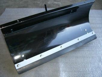 Powerpac Schneeschild / Schiebeschild 85cm MK 85 Bild 1