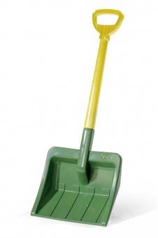 Kinder Schneeschieber / Schneeschaufel / Schaufel grün - Rolly Toys Bild 1