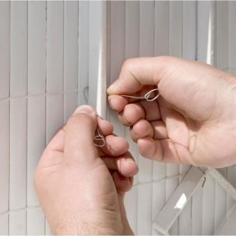 Draht-Verschlußwerkzeug expert / Sichtschutzzaun-Zubehör Noor Bild 2