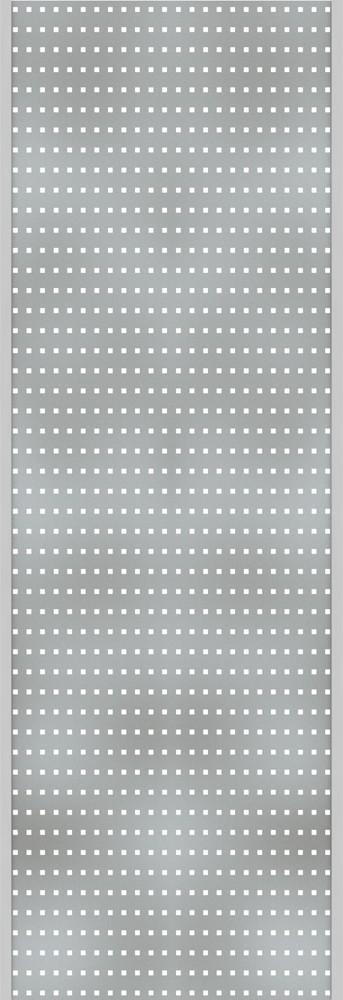 SIchtschutzzaun System Dekorprofil Edelstahl Gamma 60x180cm Bild 1