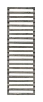 Rankzaun / Rankgitter / Sichtschutzzaun Rebo KDI grau 60x180cm Bild 1