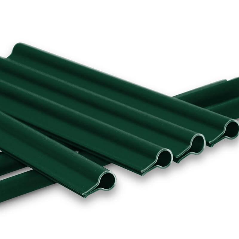 Klemmschiene Premium für Noor Zaunblende grün 15 Stück Bild 1