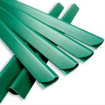 Klemmschienen für Noor Zaunblende grün 25 Stück Bild 1