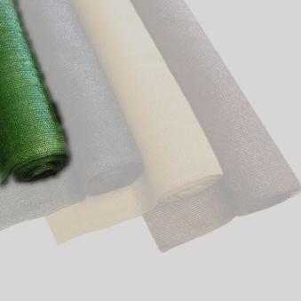 Sichtschutz / Schattiergewebe 100% Noor 1x10m grün Bild 1