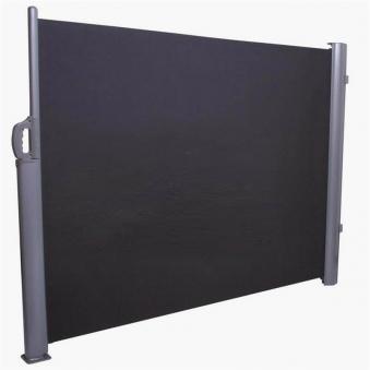 Sichtschutz / Windschutz / Seitenmarkise Exklusiv Noor 160x350cm anthr Bild 1