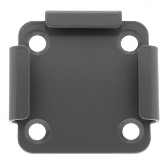 Adapterplatte Noor Bodenhalterung für Seitenmarkise Exklusiv
