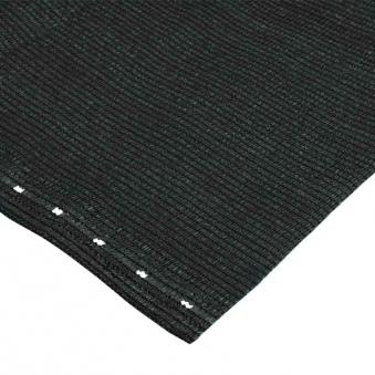 Sichtschutz / Zaunblende Noor 1,8x50m anthrazit 180g/m² Bild 2
