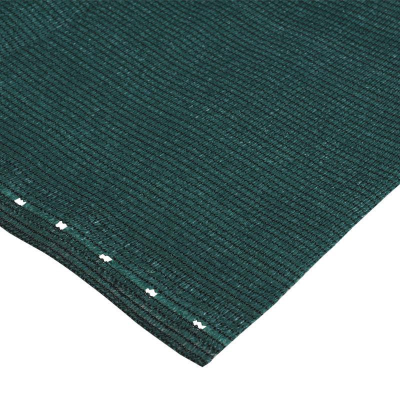 Sichtschutz / Zaunblende Noor 2x25m grün 250g/m² Bild 2