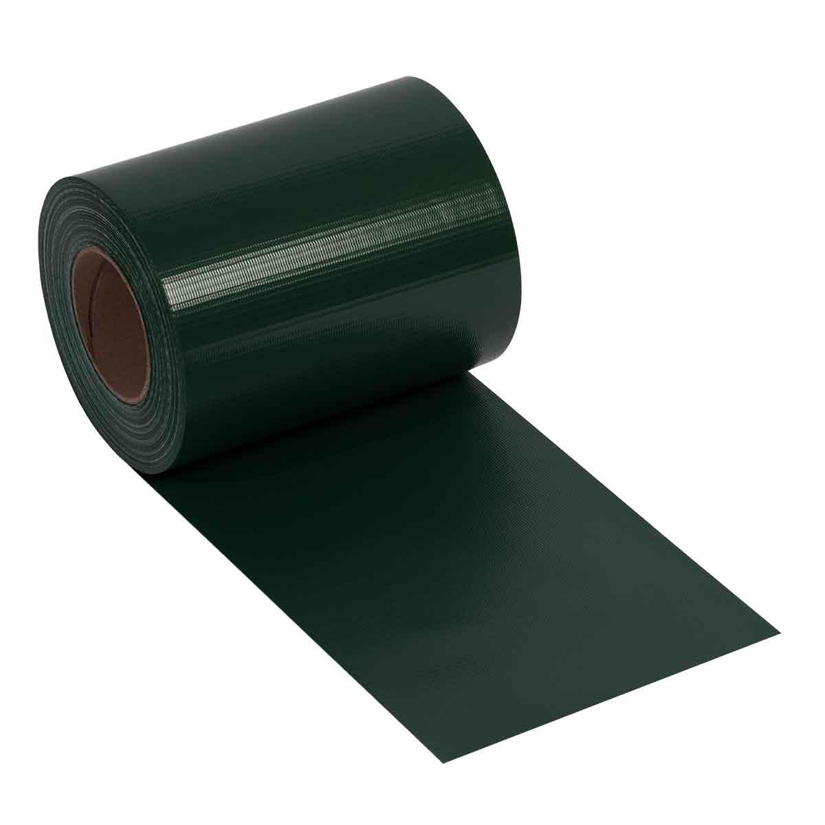 Sichtschutz / Zaunblende PVC Noor 0,19x35m grün Bild 1