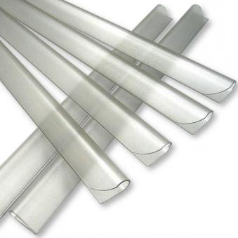Sichtschutz / Zaunblende PVC Noor 0,19x35m steingrau Bild 2