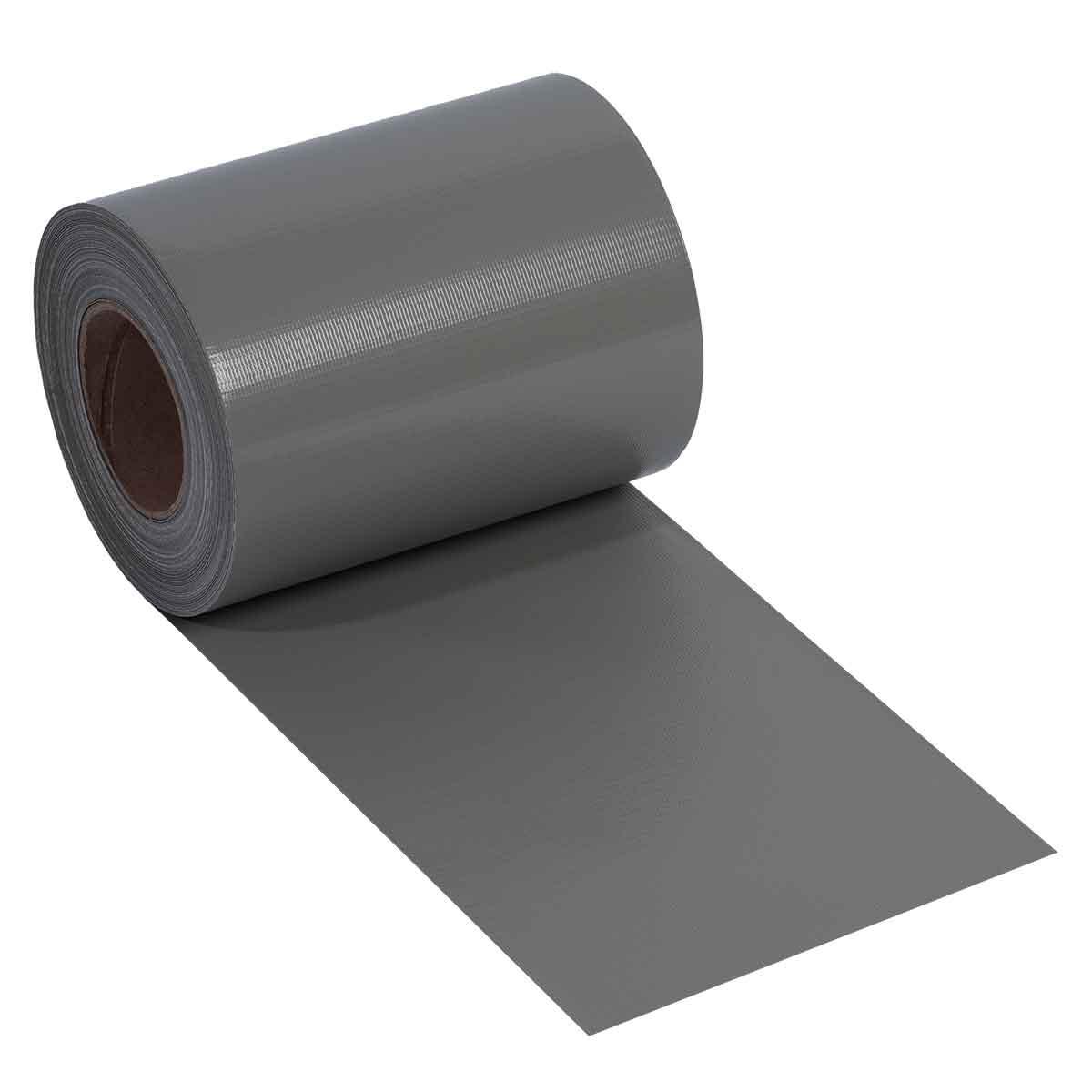 Sichtschutz / Zaunblende PVC Noor 0,19x35m steingrau Bild 1