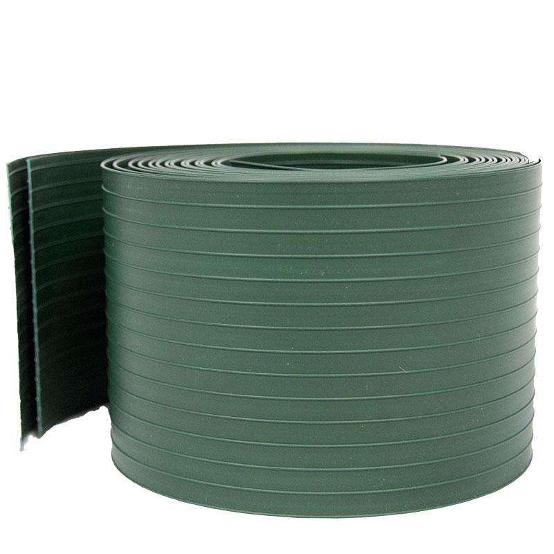 Sichtschutz / Zaunblende PVC easy XS Noor 9,5x288cm grün Bild 1