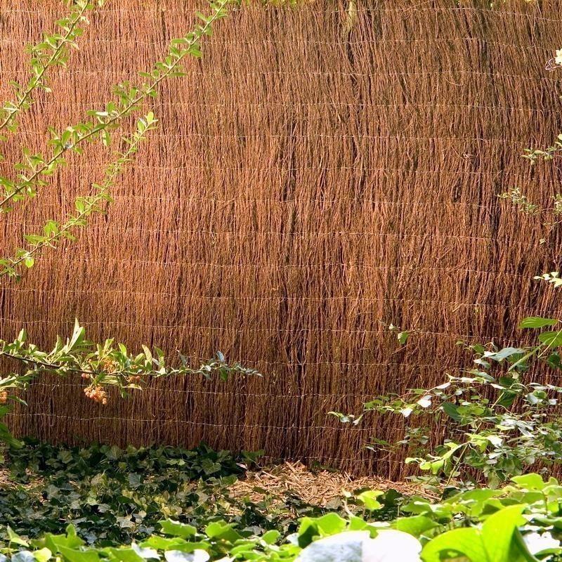Sichtschutzmatte / Heidematte Hawaii Noor 2x3m natur Bild 2