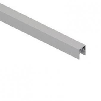System Alu Profil-Abschlussleiste CLASSIC 233 cm silber