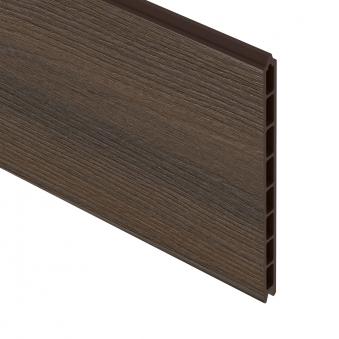 Einzelprofil Traumgarten System WPC Platinum XL braun 178x30cm Bild 1
