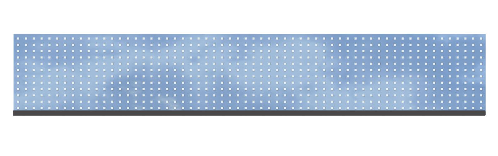 Sichtschutzzaun TraumGarten System Dekorprofil Glas Theta 178x30cm Bild 1