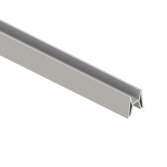 Adapterleiste TraumGarten für System Dekorprofil silber 180cm