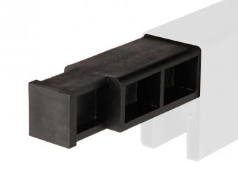 System T-Verbinder für WPC Senkrecht-Adapter Bild 1