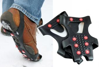 Schuhspikes Größe M/L Bild 1