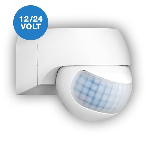 Infrarot Bewegungsmelder GEV Titan Mobi 180° LBM 16927 weiß Bild 1