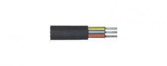 Erdkabel NYY-J 5x1,5 mm2, 25 m-Ring Bild 1