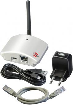 Brennenstuhl Brematic Home Automation Gateway GWY 433 Bild 1