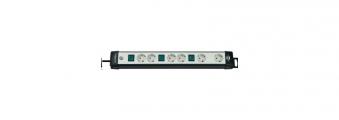 Brennenstuhl Steckdosenleiste Premium-Line Technik 6-fach Schalter Bild 1