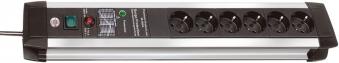 Brennenstuhl Steckdosenleiste Premium-Protect-Line 6-fach Schalter Bild 1